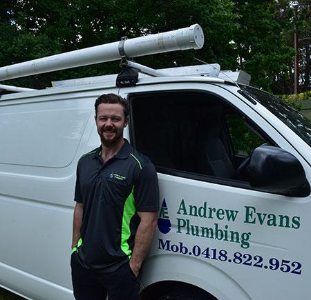 Andrew Evans Plumbing Adelaide & Adelaide Hills