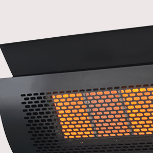 Natural gas outdoor heater Adelaide & Adelaide Hills