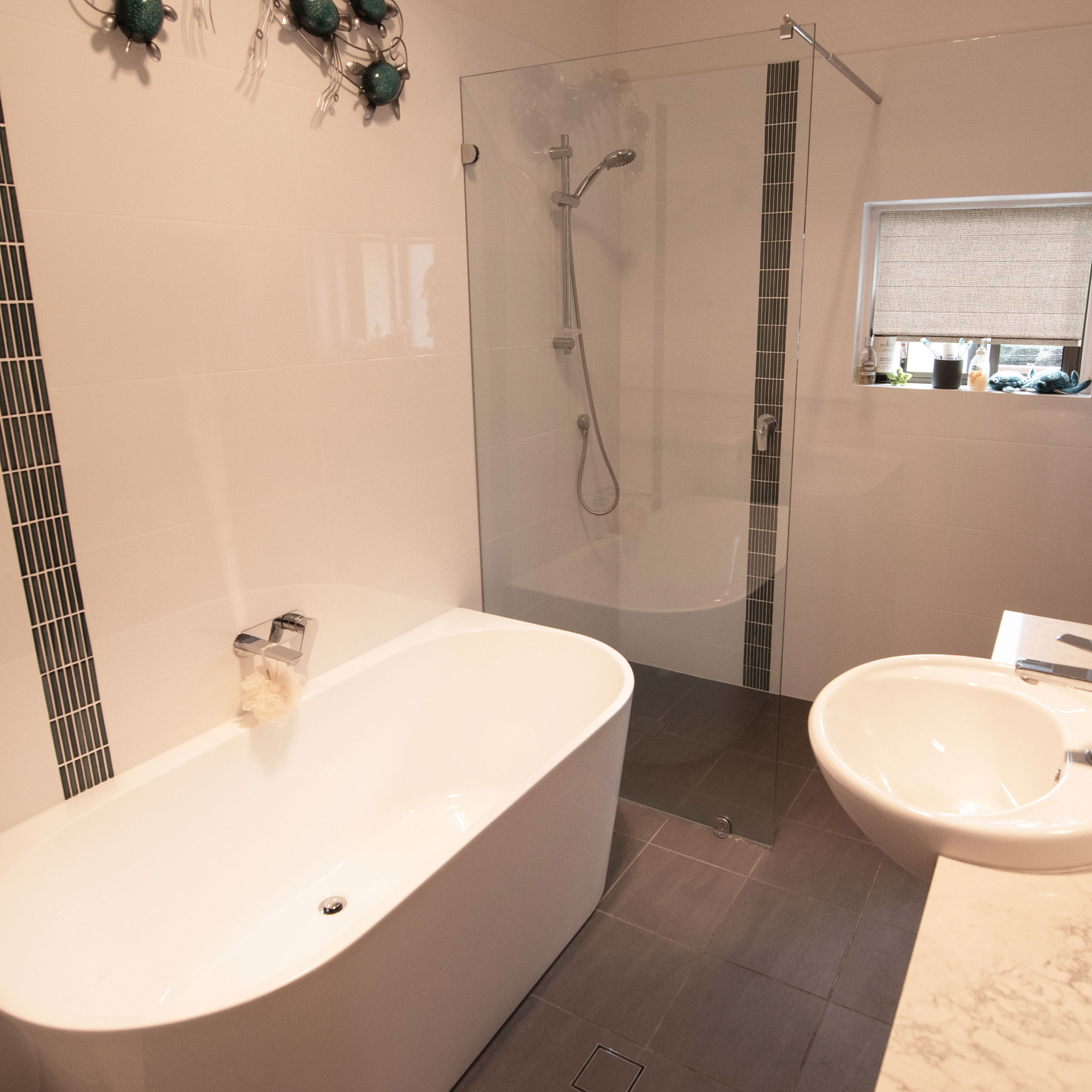 Bathroom by Andrew Evans Plumbing, Clapham South Australia