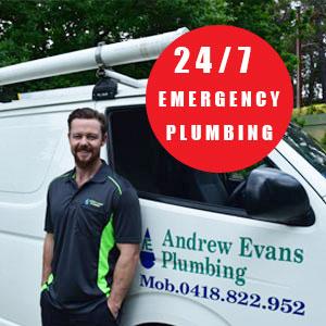 Plumbing Adelaide & Adelaide Hills - Andrew Evans Plumbing